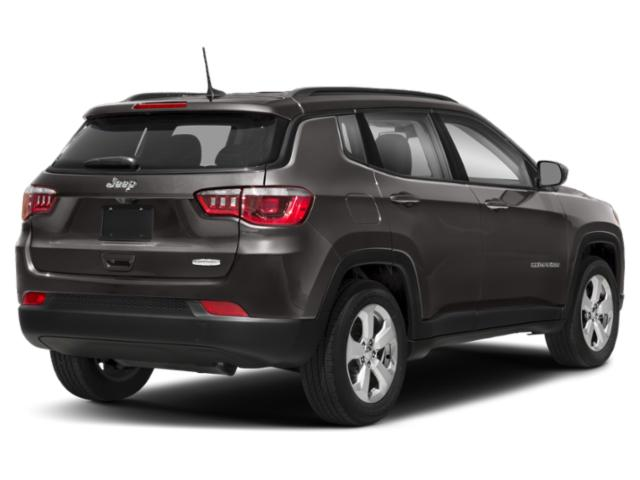 2018 Jeep Compass Prices and Values Utility 4D Latitude 4WD side rear view