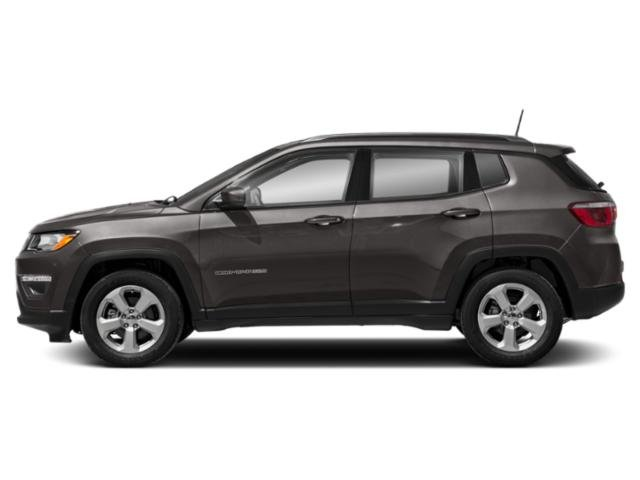 2018 Jeep Compass Pictures Compass Utility 4D Limited 4WD photos side view