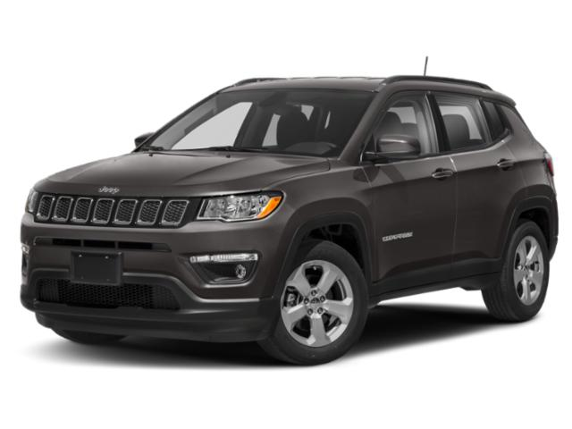 2018 Jeep Compass Base Price Latitude 4x4 Pricing side front view