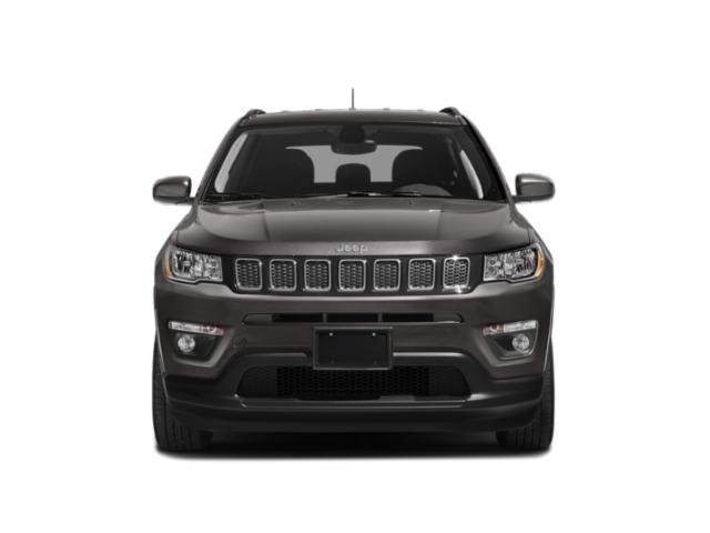 2018 Jeep Compass Base Price Latitude 4x4 Pricing front view