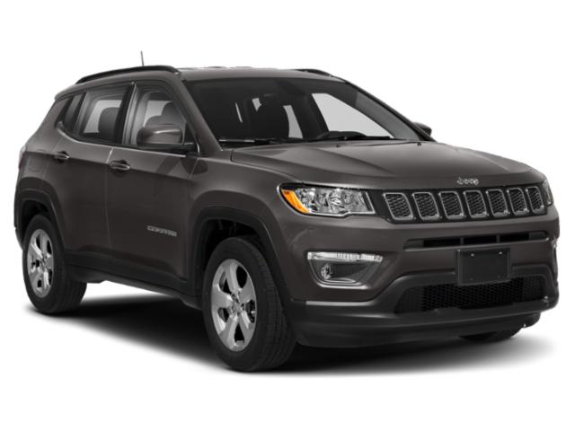 2018 Jeep Compass Prices and Values Utility 4D Latitude 4WD side front view