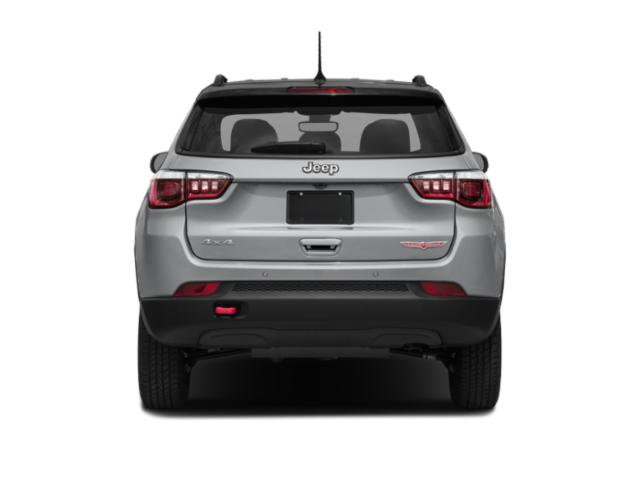 2018 Jeep Compass Base Price Latitude 4x4 Pricing rear view