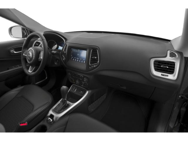 2018 Jeep Compass Prices and Values Utility 4D Sport 4WD passenger's dashboard