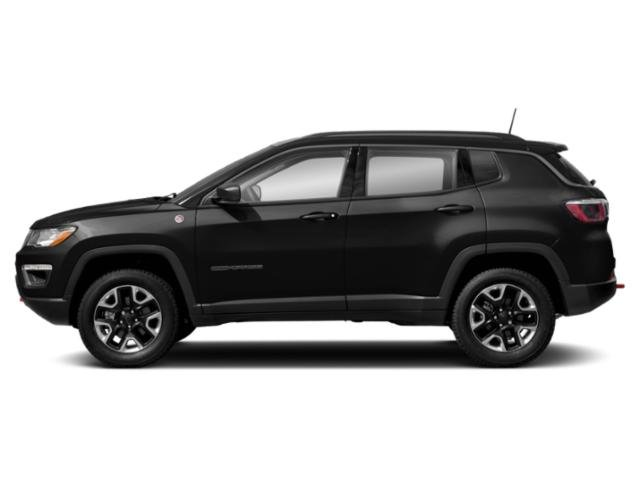 2018 Jeep Compass Prices and Values Utility 4D Latitude 4WD side view