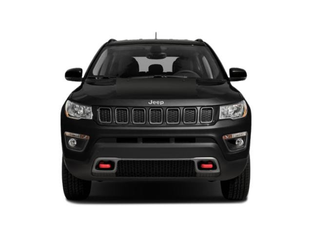 2018 Jeep Compass Prices and Values Utility 4D Latitude 4WD front view