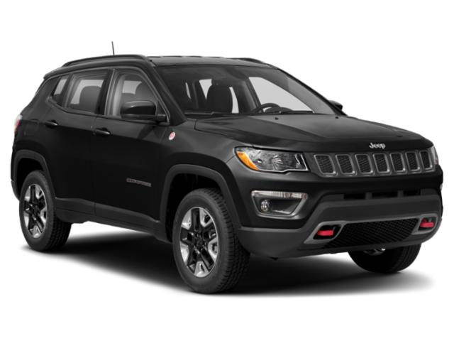 2018 Jeep Compass Pictures Compass Utility 4D Limited 4WD photos side front view