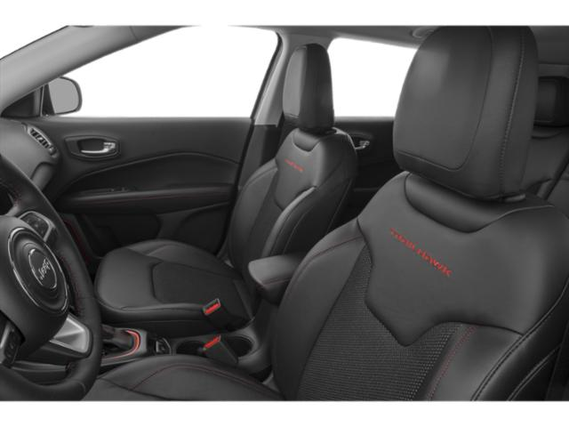 2018 Jeep Compass Prices and Values Utility 4D Altitude 2WD front seat interior