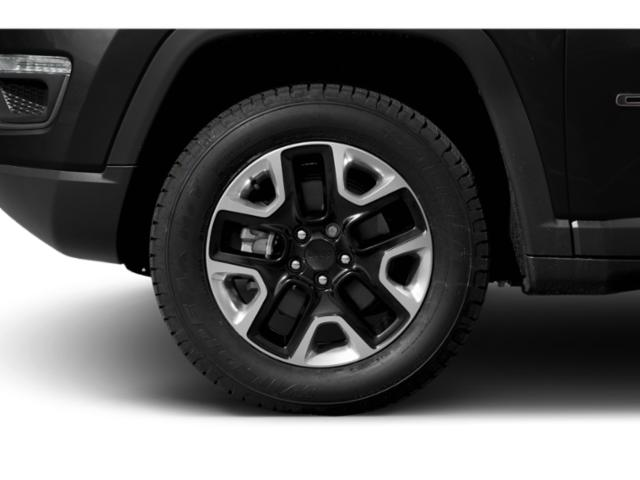 2018 Jeep Compass Prices and Values Utility 4D Altitude 2WD wheel