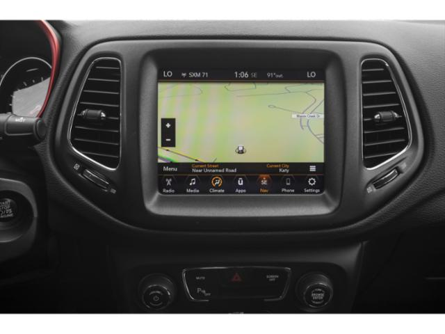 2018 Jeep Compass Prices and Values Utility 4D Altitude 2WD navigation system