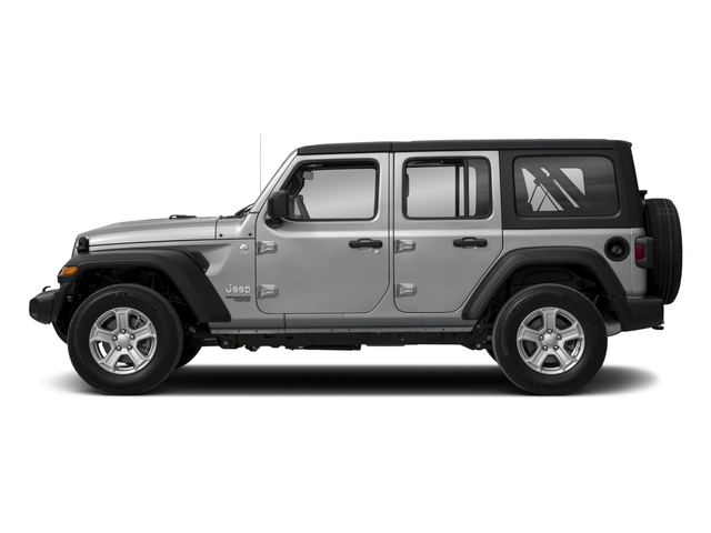 2018 Jeep Wrangler Unlimited Base Price Sport S 4x4 Pricing side view