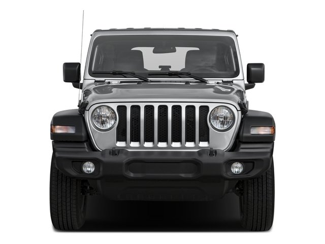 2018 Jeep Wrangler Unlimited Base Price Sport S 4x4 Pricing front view