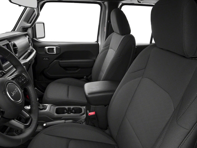 2018 Jeep Wrangler Unlimited Base Price Sport S 4x4 Pricing front seat interior