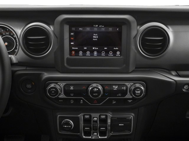 2018 Jeep Wrangler Unlimited Base Price Sport S 4x4 Pricing stereo system