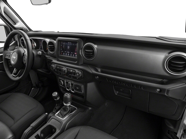 2018 Jeep Wrangler Unlimited Base Price Sport S 4x4 Pricing passenger's dashboard