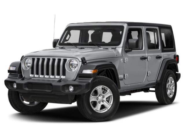 2018 Jeep Wrangler Unlimited Prices and Values Utility 4D Sahara 4WD V6