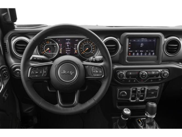 2018 Jeep Wrangler Unlimited Pictures Wrangler Unlimited Moab 4x4 photos driver's dashboard