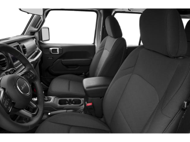 2018 Jeep Wrangler Unlimited Prices and Values Utility 4D Sahara 4WD V6 front seat interior