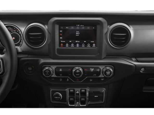 2018 Jeep Wrangler Unlimited Prices and Values Utility 4D Sahara 4WD V6 stereo system