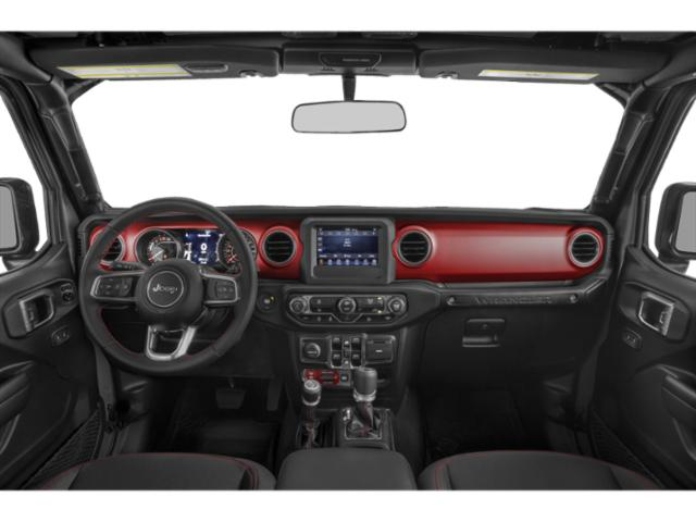 2018 Jeep Wrangler Unlimited Prices and Values Utility 4D Sahara 4WD V6 full dashboard