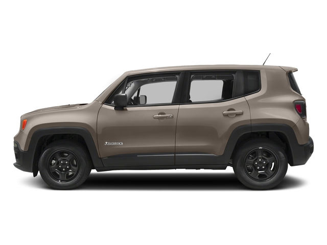 2018 Jeep Renegade Base Price Sport 4x4 Pricing side view