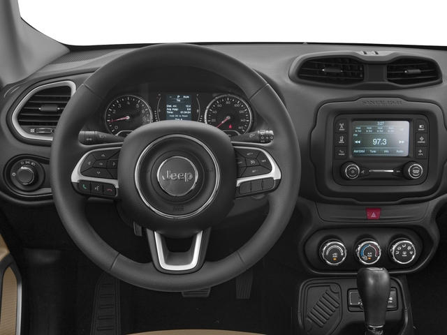 2018 Jeep Renegade Base Price Sport 4x4 Pricing driver's dashboard