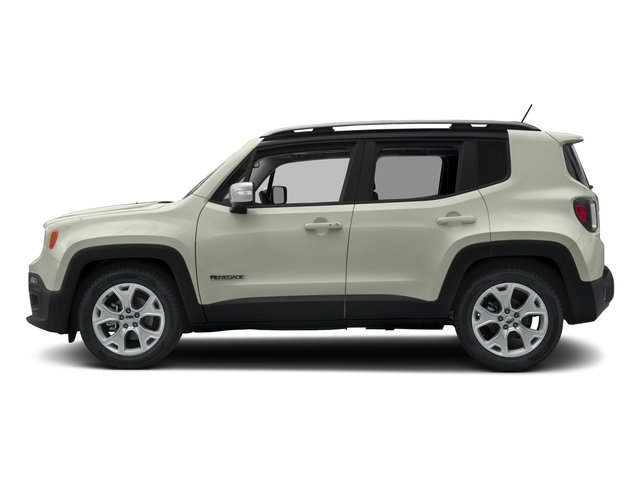 2018 Jeep Renegade Pictures Renegade Limited FWD photos side view