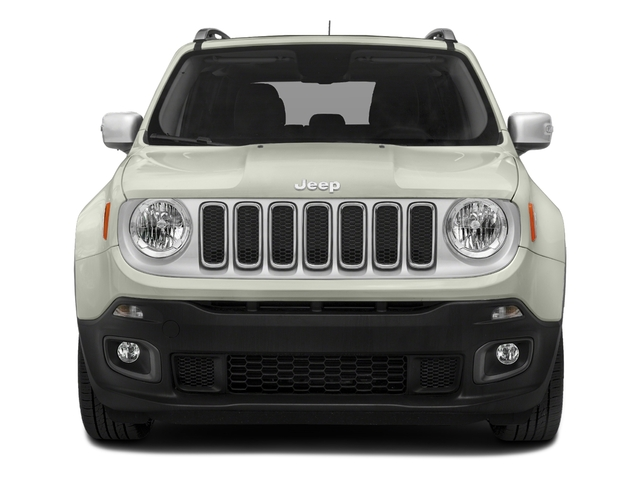 2018 Jeep Renegade Pictures Renegade Limited FWD photos front view
