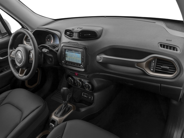 2018 Jeep Renegade Pictures Renegade Limited FWD photos passenger's dashboard