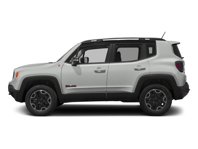 2018 Jeep Renegade Base Price Trailhawk 4x4 Pricing side view