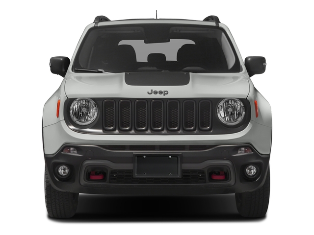 2018 Jeep Renegade Base Price Trailhawk 4x4 Pricing front view