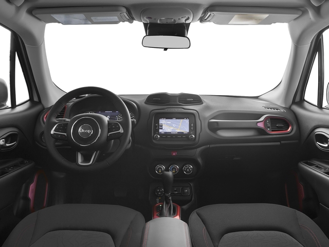 2018 Jeep Renegade Base Price Trailhawk 4x4 Pricing full dashboard