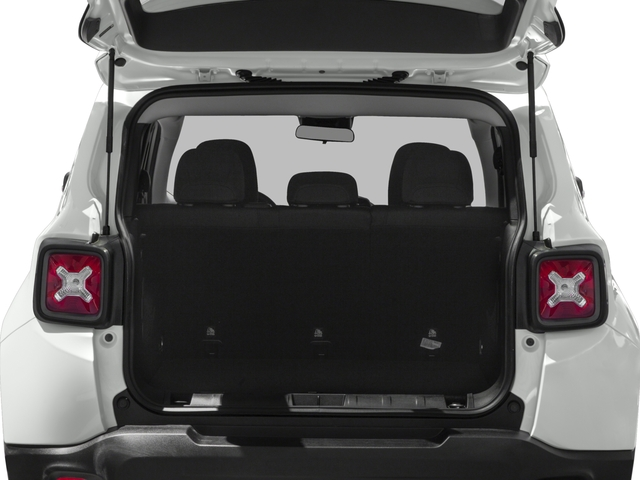 2018 Jeep Renegade Base Price Trailhawk 4x4 Pricing open trunk