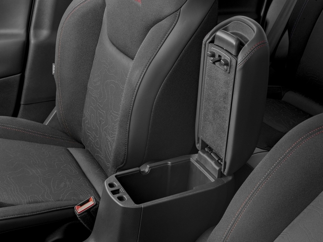 2018 Jeep Renegade Base Price Trailhawk 4x4 Pricing center storage console