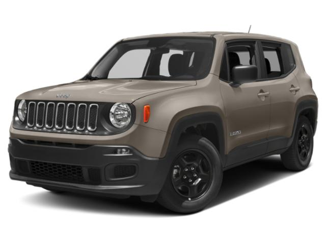 2018 Jeep Renegade Prices and Values Utility 4D Latitude 2WD