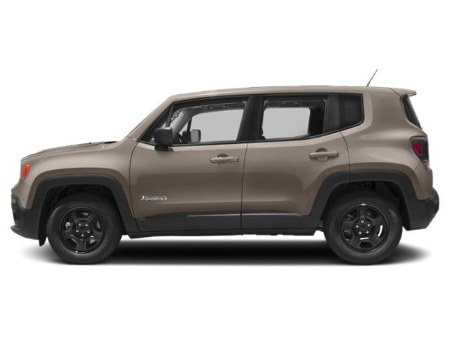 2018 Jeep Renegade Pictures Renegade Utility 4D Sport 2WD photos side view