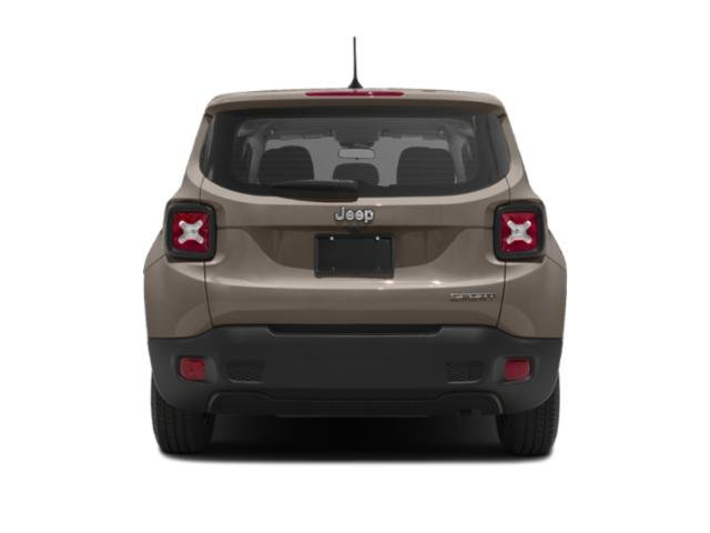 2018 Jeep Renegade Prices and Values Utility 4D Latitude 2WD rear view