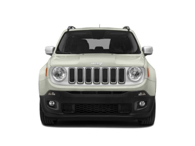 2018 Jeep Renegade Prices and Values Utility 4D Latitude 2WD front view