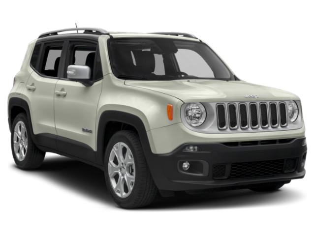 2018 Jeep Renegade Prices and Values Utility 4D Latitude 2WD side front view