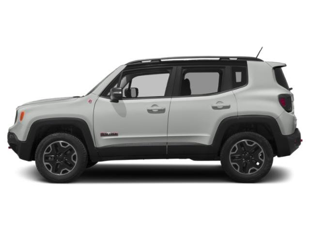 2018 Jeep Renegade Prices and Values Utility 4D Latitude 2WD side view