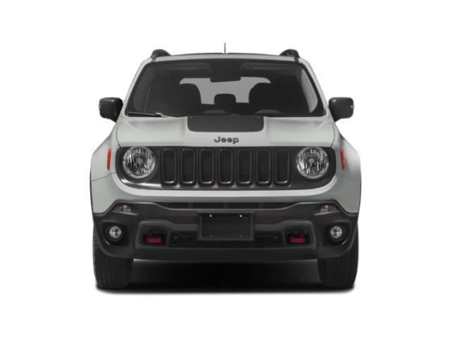 2018 Jeep Renegade Pictures Renegade Utility 4D Limited 2WD photos front view
