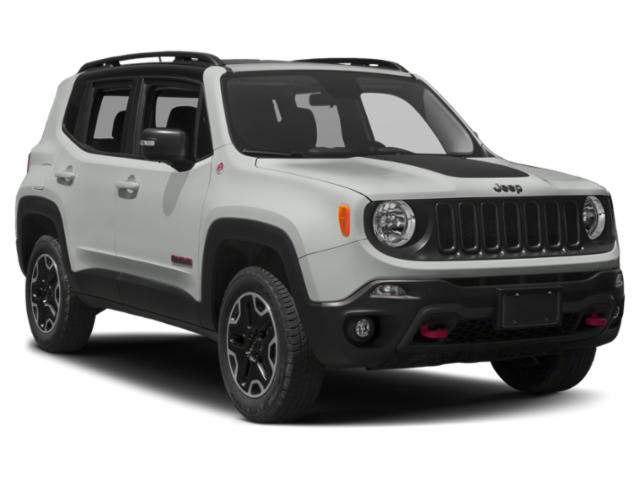 2018 Jeep Renegade Pictures Renegade Utility 4D Limited 2WD photos side front view