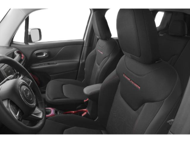2018 Jeep Renegade Pictures Renegade Utility 4D Sport 2WD photos front seat interior
