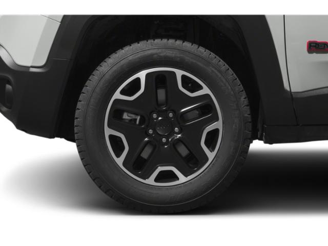 2018 Jeep Renegade Prices and Values Utility 4D Latitude 2WD wheel