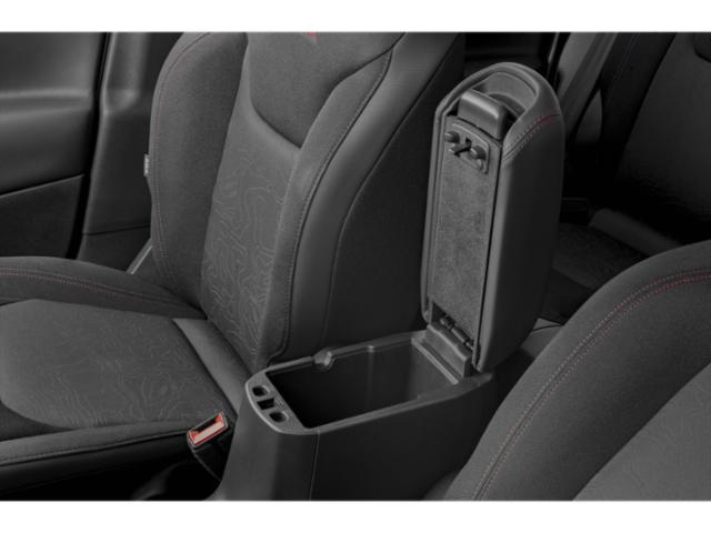 2018 Jeep Renegade Prices and Values Utility 4D Latitude 2WD center storage console