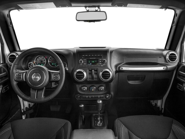 2018 Jeep Wrangler JK Base Price Rubicon 4x4 Pricing full dashboard