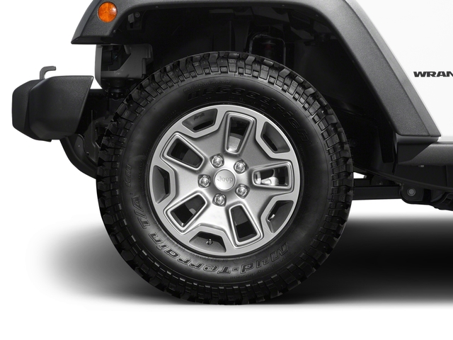 2018 Jeep Wrangler JK Base Price Rubicon 4x4 Pricing wheel