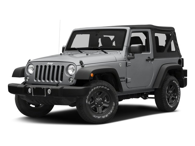 2018 Jeep Wrangler JK Prices and Values Utility 2D Sport 4WD