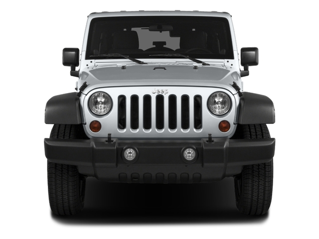 2018 Jeep Wrangler JK Unlimited Pictures Wrangler JK Unlimited Willys Wheeler 4x4 photos front view
