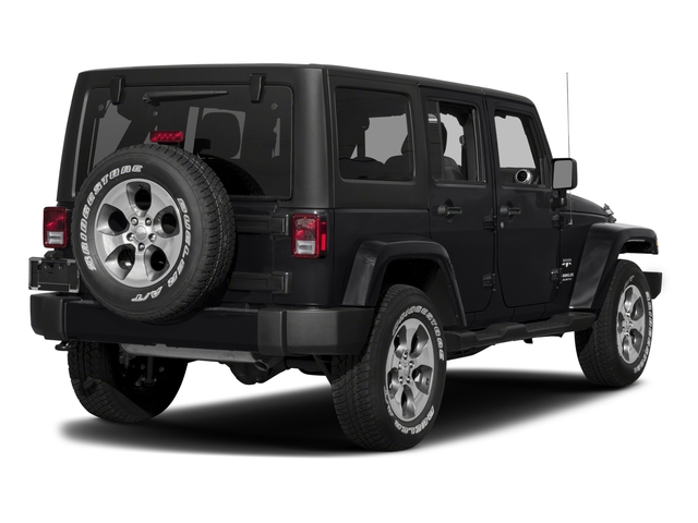 2018 Jeep Wrangler JK Unlimited Base Price Altitude 4x4 Pricing side rear view