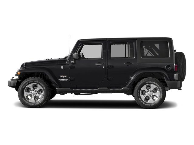 2018 Jeep Wrangler JK Unlimited Base Price Altitude 4x4 Pricing side view